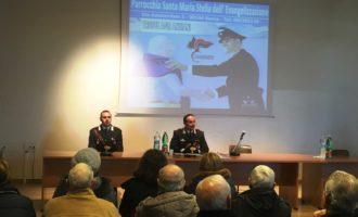 Natale sicuro anziani a lezioni antitruffa con i Carabinieri