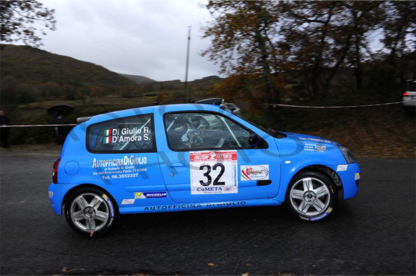 Grande prova del Gruppo Piloti Civitavecchia al Rally della Fettunta