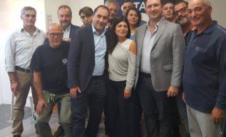 """Fratelli d'Italia Civitavecchia: """"Asfalto con la pioggia a gennaio-febbraio soldi buttati!"""""""