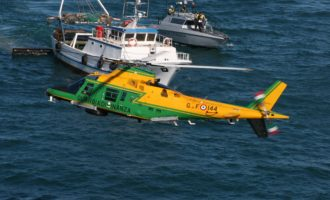 """Operazione""""Sea predators"""": sorpresi dalla GDF 6 motopescherecci in attività di pesca a strascico in zona vietata"""