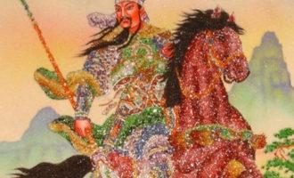 L'incontro con i serial killer – Il principe cinese: Liu Pengli