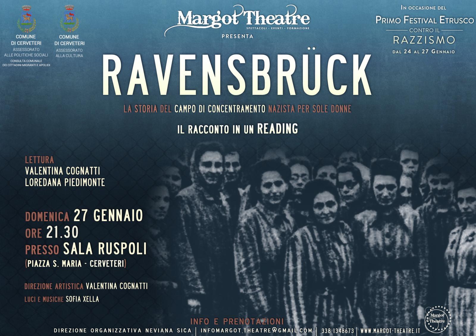 A Cerveteri nella cornice di Sala Ruspoli 'Ravensbrück – La storia del Campo di  concentramento per sole Donne'