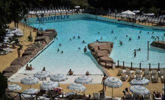 Civitavecchia, il parco Aquafelix parla messicano