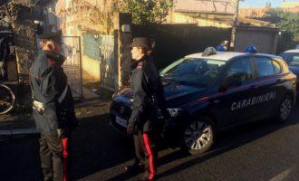 Sgombrato un appartamento in centro dai Carabinieri di Civitavecchia rinvenuta marijuana ed un bilancino di precisione