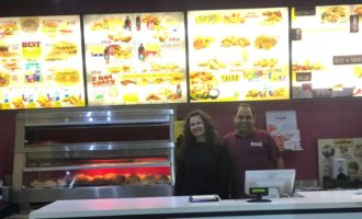 Un'oasi di gusto e tranquillità il Chicken Hut di via XVI Settembre a Civitavecchia