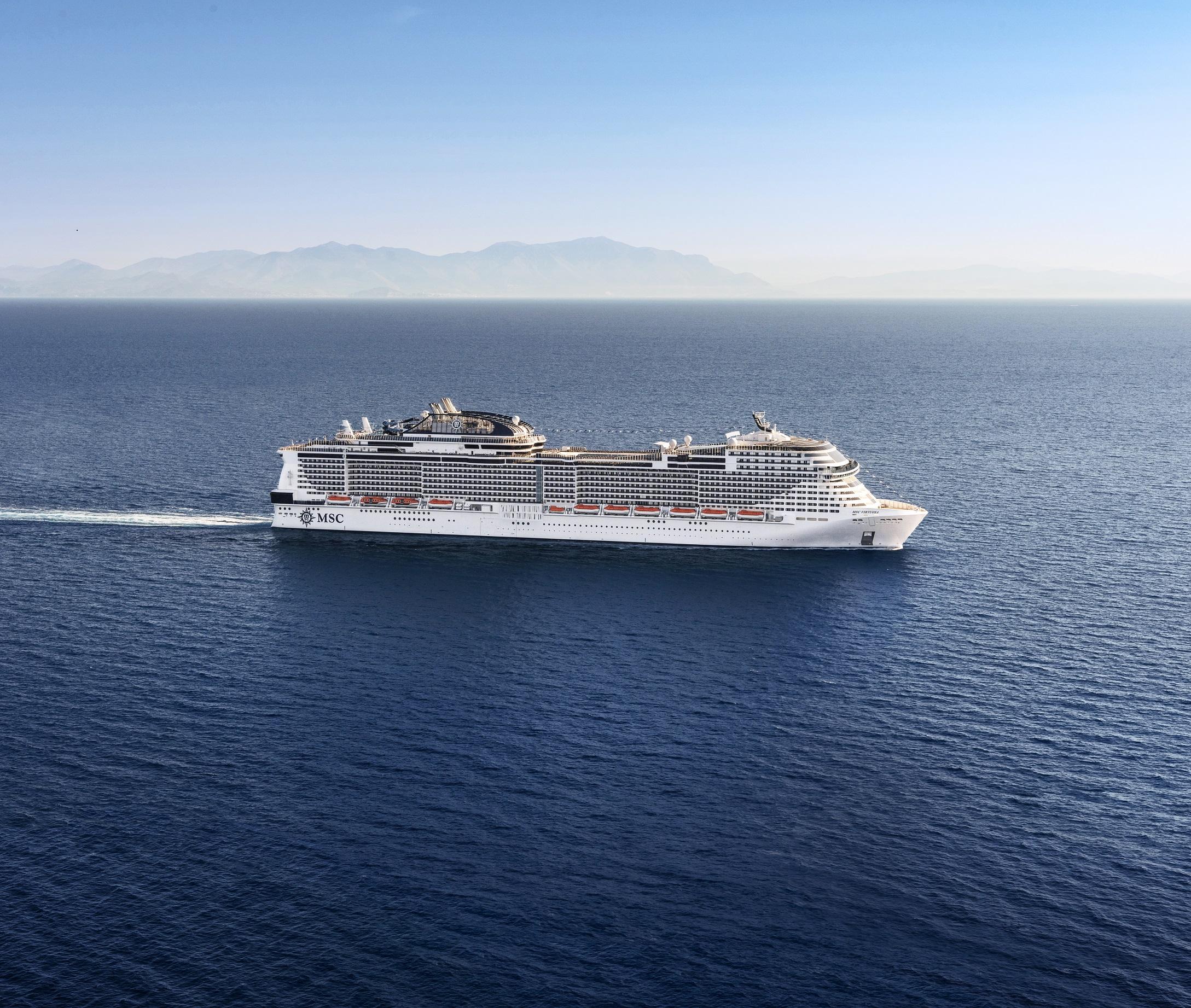 MSC crociere rafforza le misure precauzionali a tutela della salute dei passeggeri su tutte le navi della flotta