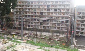 """Cimitero di Maccarese, il sindaco Montino scrive a Virginia Raggi: """"Grave degrado: interventi non più rimandabili"""""""