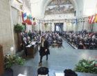 Difesa: il ministro Elisabetta Trenta all'inaugurazione dell'anno giudiziario della giustizia militare