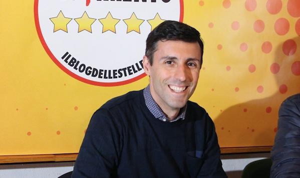 Tarquinia, giovedì 2 maggio Andrea Andreani presenta la lista e il programma 5 stelle
