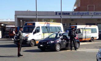 Ladispoli, ruba uno zaino sul treno 36enne denunciato dai Carabinieri