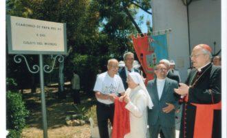 Suor Margherita Marchione  avvocata di papa Pio XII scrive a papa Francesco