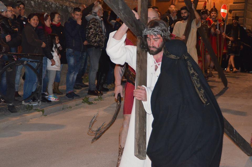 Cerveteri, si rinnova la tradizione della Rievocazione Storica del Venerdì Santo