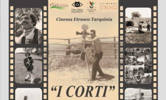 """Tarquinia, i corti del memorial """"Emilio Valerioti"""""""