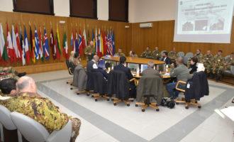 Nuove frontiere dell'esercito digitalizzato al Ce.Si.Va. di Civitavecchia