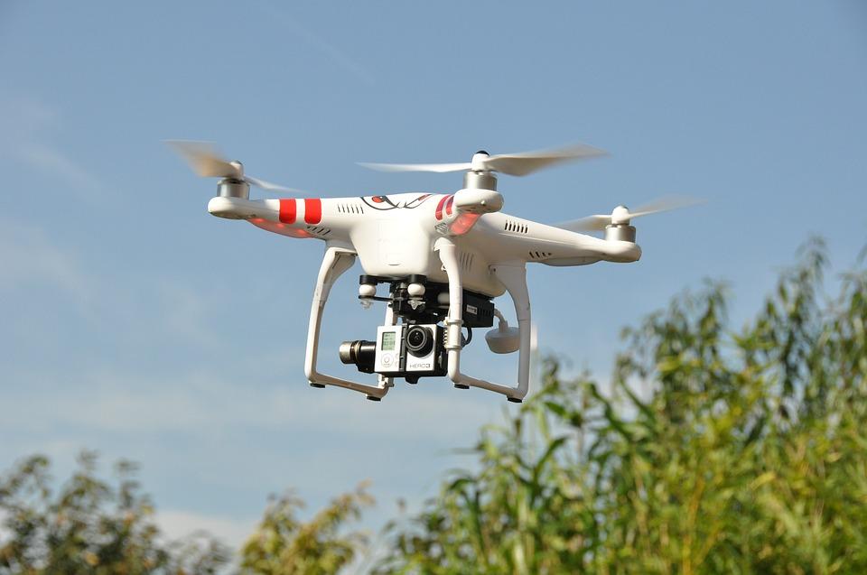 La Polizia Locale di Civitavecchia avvia la sperimentazione del drone