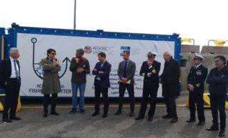 """Porto di Fiumicino, Di Majo: """"Il Lazio fishing for litter sia un'opportunità"""""""