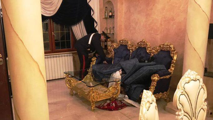 """Operazione """"Gramigna bis"""" dei Carabinieri arresti per alcuni appartenenti al clan Casamonica"""