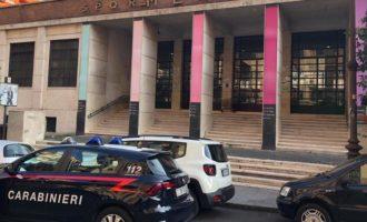 Villa Gordiani box stupefacente nel mercato rionale