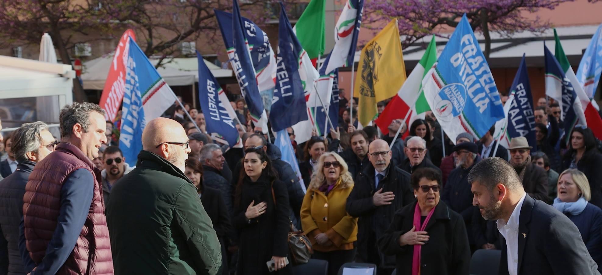 "Civitavecchia, Fratelli D'Italia: ""Da penitenti a fachiri"""