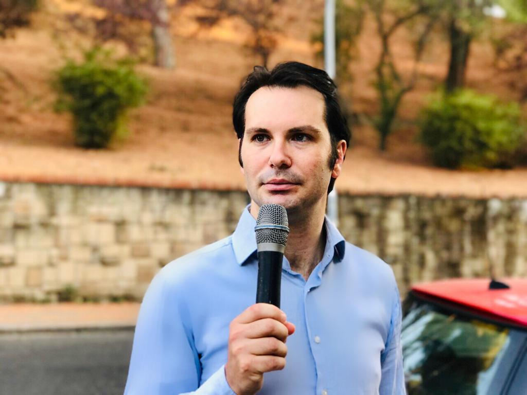 """Congresso Forza Italia Roma, Massaro nuovo vice coordinatore: """"Rilanciamo il partito con umiltá  e concretezza"""""""