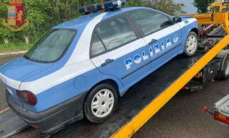 Roma, denunciato per vilipendio il trapper che ha postato su Instagram il video con un auto scenica della  Polizia di Stato