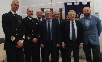 Lions di Civitavecchia e Direzione Marittima del Lazio in prima fila sul tema dell'inquinamento marino da plastiche e microplastiche