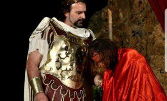 Cerveteri, fervono i preparativi per la Rievocazione Storica della passione e morte di Gesù