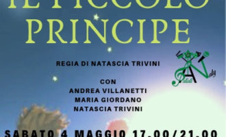 """Alla Sala Lysistrata di Roma va in scena """"Il Piccolo Principe"""""""