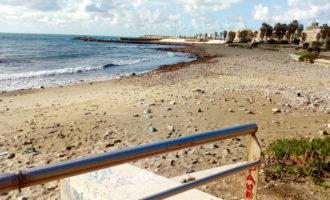 Iniziativa di Fare Verde alla Marina di Civitavecchia contro la plastica nel mare