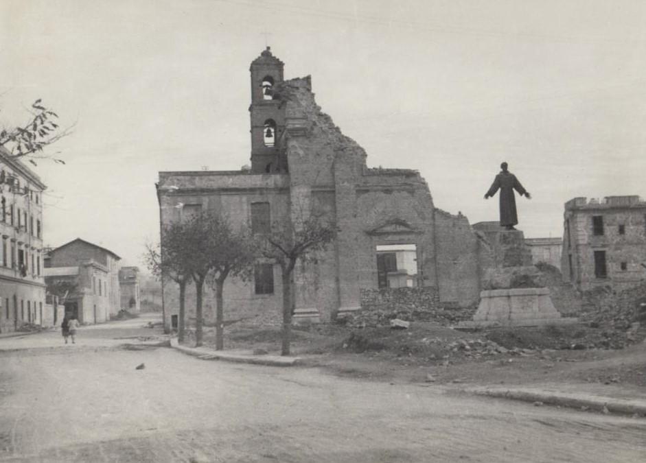 L'Amministrazione Comunale ricorda il 76° anniversario del primo bombardamento su Civitavecchia