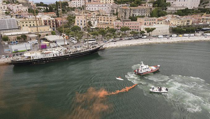 """Presentata l'operazione """"Mare Sicuro 2019"""" della Guardia Costiera del Lazio"""