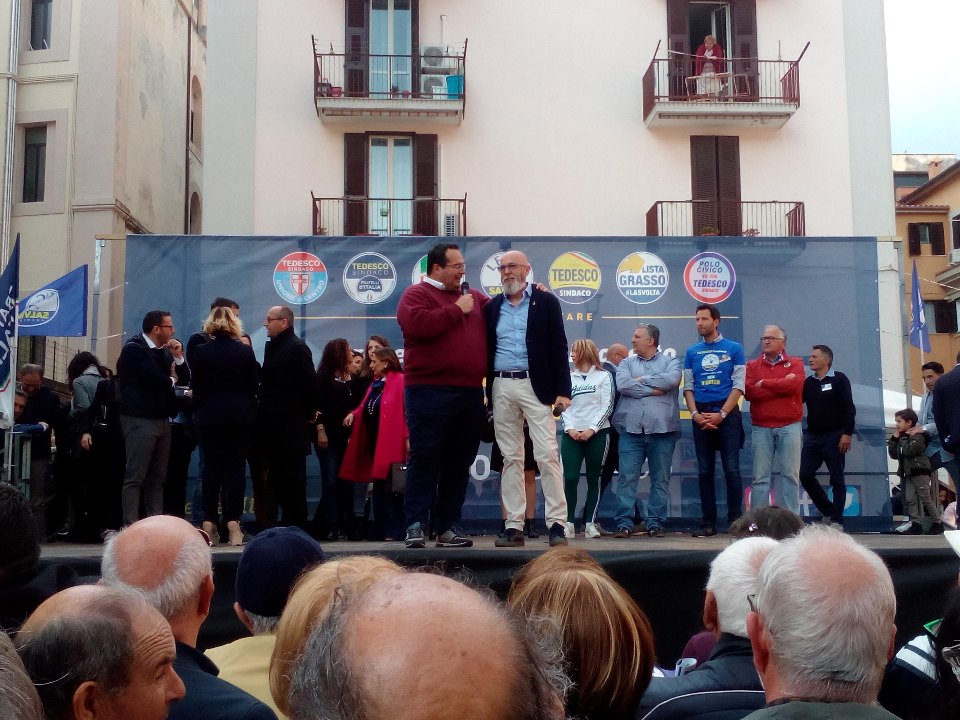 Civitavecchia, Tedesco chiede chiarezza sul futuro del Polo Energetico massimo sostegno a imprese e lavoratori