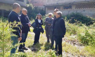 Santa Marinella, ex Cementificio oggi il sopralluogo per rimuovere l'amianto