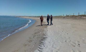 Coccia di Morto effettuata una pulizia straordinaria della spiaggia
