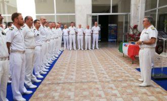 Il Vice Comandante Generale della Guardia Costiera in visita alla Capitaneria di porto di Civitavecchia