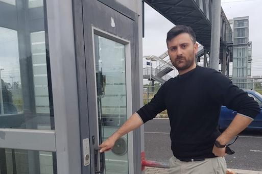 """Petrillo (Lista Zingaretti): """"Stazione di Fiera di Roma inaccessibile a chi ha disabilità: disservizio anche per i fiumicinesi"""""""