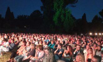 Cerveteri, 15 anni di UNESCO: standing ovation per Sergio Cammariere alla Necropoli