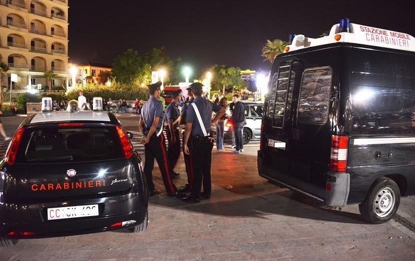 Controlli straordinari dei Carabinieri di Civitavecchia 3 arresti