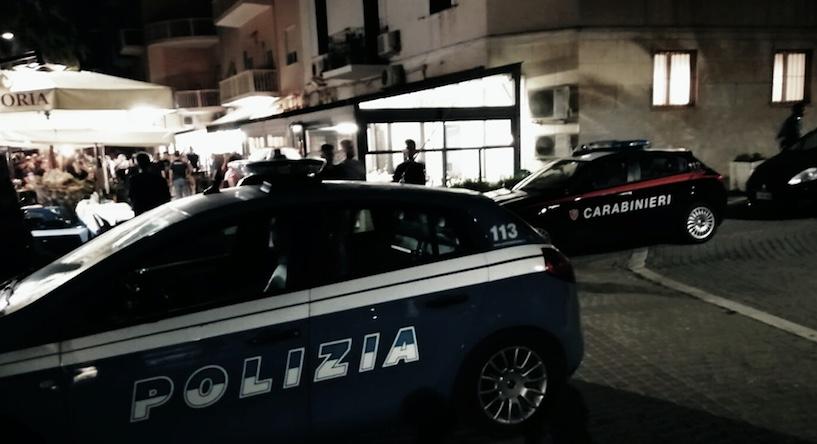 Civitavecchia, Carabinieri e Polizia di Stato al Pirgo in scena un'altra rissa
