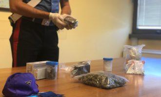 Esponente del clan Casamonica agli arresti domiciliari sorpreso in possesso di centinaia di dosi di droga