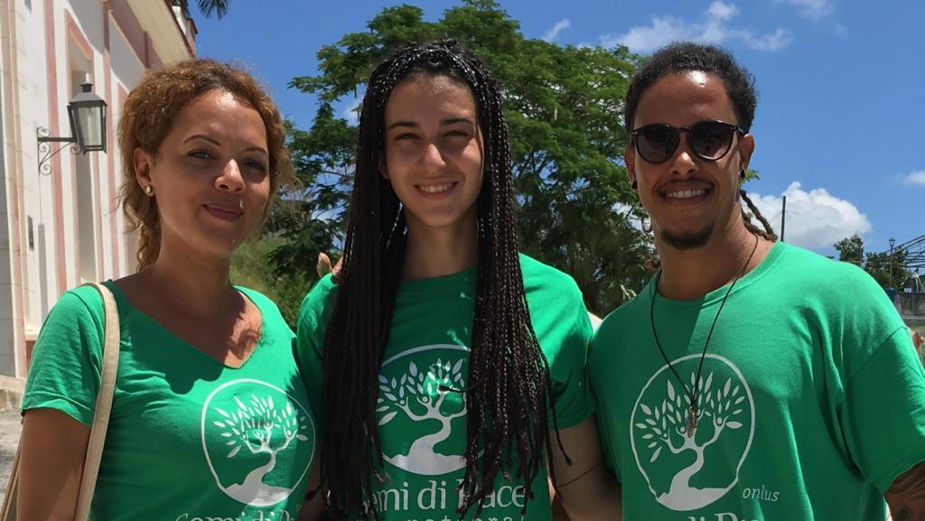 Semi di Pace Tarquinia, Chiara Bordi racconta la sua esperienza di missione umanitaria a Cuba