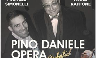 Sere d'Estate al castello di Santa Severa: il 16 agosto Pino Daniele Opera in concerto