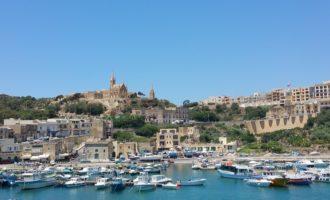 Un po' di Civitavecchia sull'isola maltese di Gozo