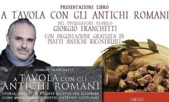 """Ladispoli, sabato alla Grottaccia """"A tavola con gli antichi romani"""""""