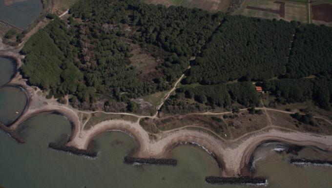 A Tarquinia liberati 350 metri quadrati di specchio d'acqua abusivamente occupati