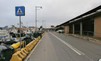 Porto di Civitavecchia, attività congiunta tra Polizia Stradale e Guardia Costiera