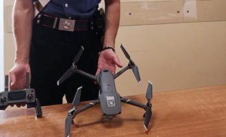 Fori imperiali, ancora un drone in volo sull'area archeologica monumentale
