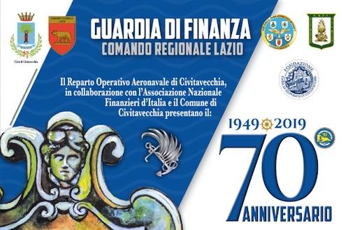 Stazione Navale della Guardia di Finanza di Civitavecchia: da 70 anni al servizio dei cittadini