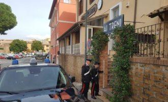 Cerveteri, piromane arrestato dai Carabinieri  aveva appicato un incendio ad un ristoranate
