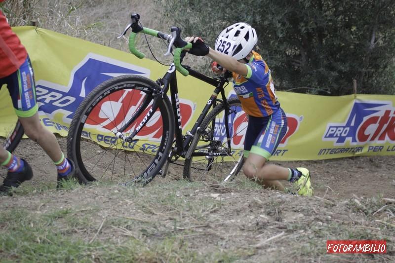 Le foto di Ilio al 2° trofeo di ciclocross di Civitavecchia il racconto con le immagini